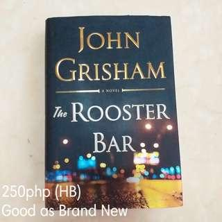 Tue rooster bar by john grisham