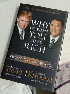 【BOOK】 WHY WE WANT YOU TO BE RICH