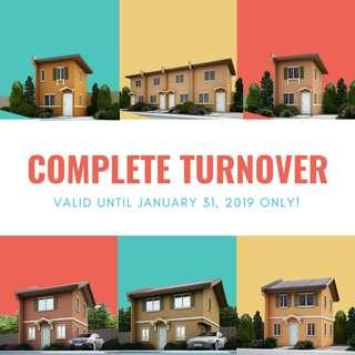 Townhouse House and Lot for Sale in SJDM Bulacan near MRT