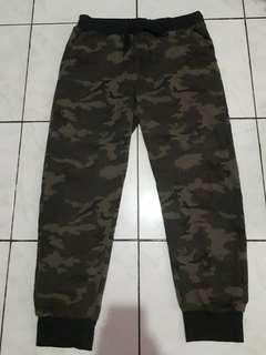 Army CAMO Jogger Sweat PANTS