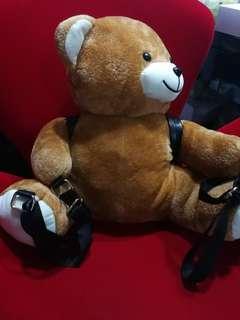 Teddy Bear Bag Moschino