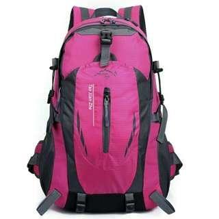 登山戶外運動雙肩旅行背包