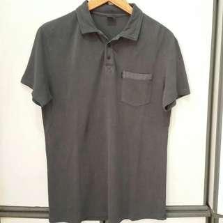 Ripcurl Grey Polo Shirt