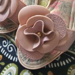 RUSH SALE! Grendha peep toe shoes!