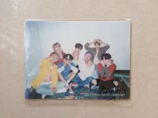 BTS 2019 Season's Greetings Limited Edition Mousepad