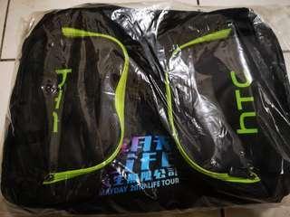 🚚 五月天 HTC 限定 運動 旅行提袋