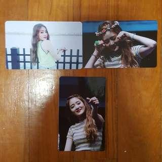 instock wts (g)i-dle gidle idle minnie unofficial photocards lomocard lomos pc