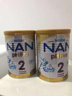 Susu NAN pH Pro 2 400g