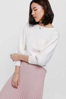 BN Love Bonito Shamiya Balloon Sleeve Sweater