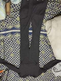 Set Baju dengan palazzo