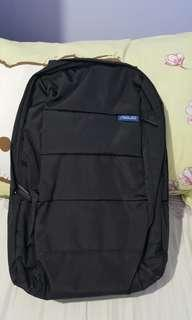 Tas laptop backpack ASUS asli bawaan laptop