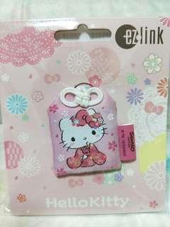 Hello Kitty Omamori Ezlink Charm
