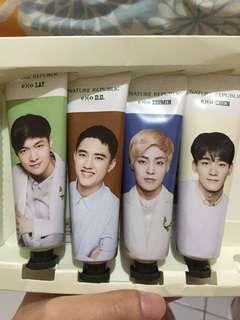 Handcream EXO