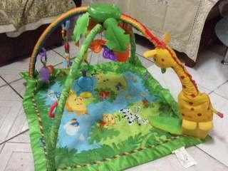 Fisher Price Musical Playgym