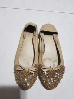 Pazzion Gold Shoes
