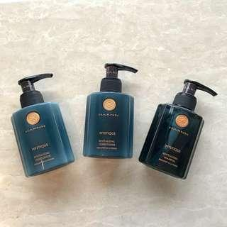 🚚 HARNN 洲際飯店 洗澡用品三件組