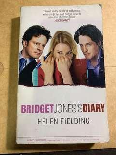 Bridget Jones's Diary (pocketbook size)