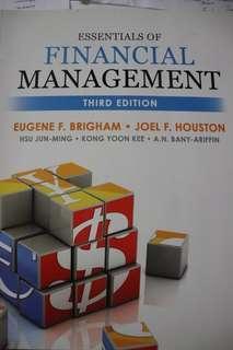 Essentials of Financial Management - Third Edition