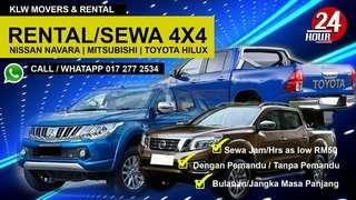 4x4 Rental / Sewa KL