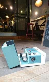 Vintage Americana。復古事 1958年 KODAK 500美國古董投影機