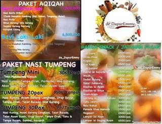 Catering DAPUR EMMY
