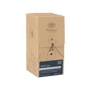 Whittard-格雷伯爵茶包-NO.33  EARL GREY (25入)