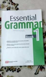 English Essential Grammar book 1 #CNY888