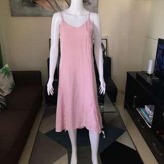 Old rose dress M