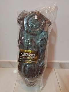 GMA Nemo Gold Series carbon CVT cover for Aerox/NVX