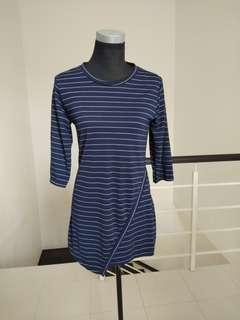 Brand new stripes dress #CNY888