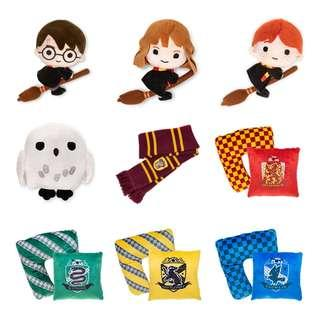 Harry Potter Changi Airport Exclusive Plush Toys Collectibles