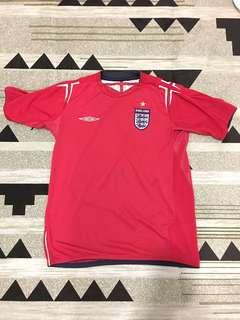 England jersey size s (authentic)