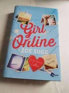 Girl Online Hardbound - Zoe Sugg
