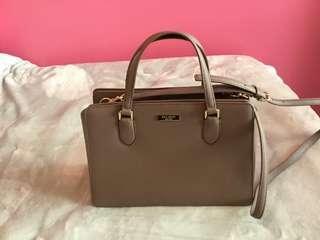 Authentic Kate Spade Laurel Way Reese Dusk city Bag