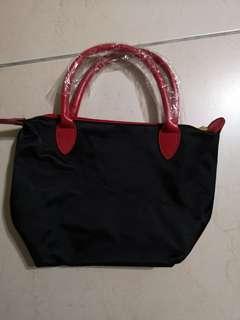 手提包 帆布包 水餃包