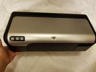 HP Deskjet D2460printer