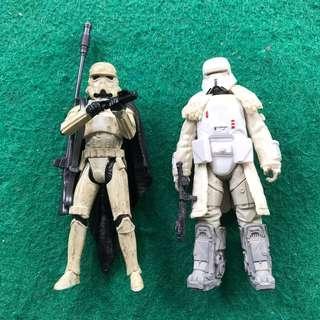 Star Wars Solo Story Mimban Stormtrooper Range Trooper