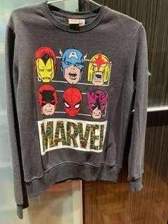 Brand New Marvel Pullover