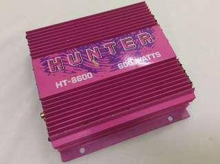 Car Amplifier Hunter HT-8600