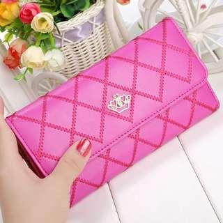 #CNYRED Korean fashion women purse wallet(Free Postage)