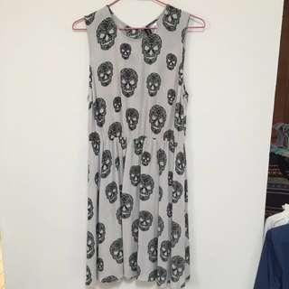 SALE❗️H&M Skull Dress
