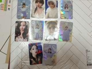 Twice lane 1 photocard