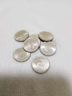 1941 malaya 10 cents