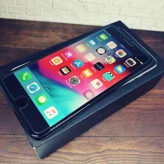 IPhone 7 Plus 128GB Fullset Black ex iBox PA/A Resmi
