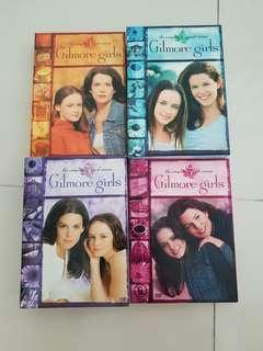 Gilmore Girls Seasons 1-3 & 5