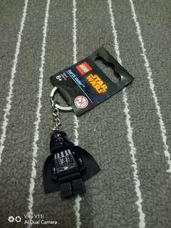 Lego key chain Darth Vader