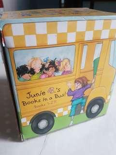 Junie B. Jones  27-Book Set