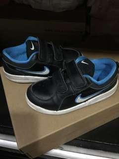 Nike Black Rubber Shoestring