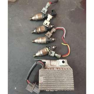 Injector H22A + balas + soket
