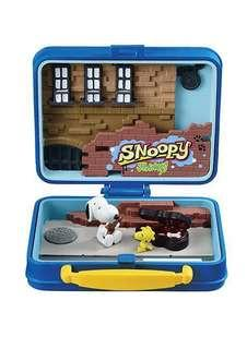 Snoopy lunch box museum